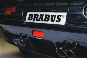 Edler Brabus-Bugatti