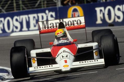 Honda McLaren Formel 1 Fahrzeug