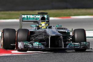 Mercedes: Qualifying-Tempo für Monaco stimmt