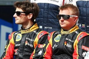 Lotus-Piloten ambitioniert nach Monaco