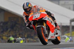 Pedrosa gewinnt im Regen von Le Mans
