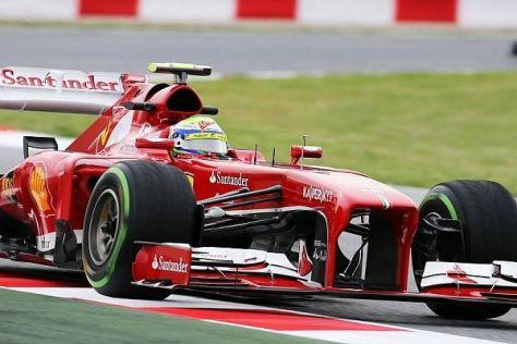 Massa und Ferrari brauchen in Monaco ein gutes Qualifying - nicht gerade ihre Stärke