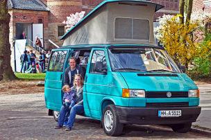 VW-Camper ab 6000 Euro