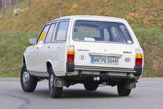 Peugeot 504 Familiale