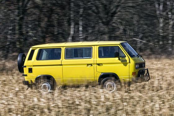 VW T3 Multivan syncro