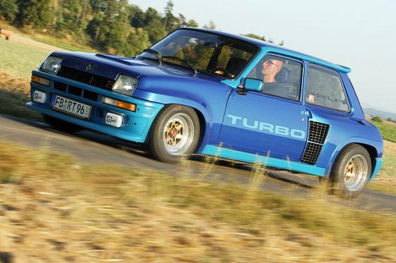 Renault 5 Turbo (1985) alias Backenturbo
