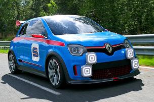 Renault Twingo 3 Tuning – transport