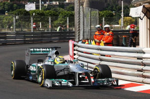 Monte Carlo: Die erste Startreihe glänzt Silber!