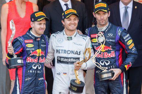 Formel 1: GP von Monaco 2013