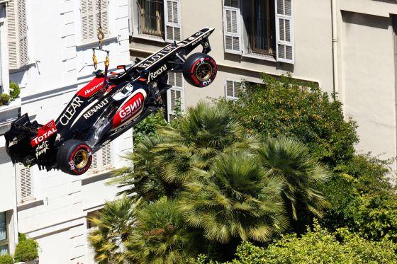 Lotus F1 von Romain Grosjean