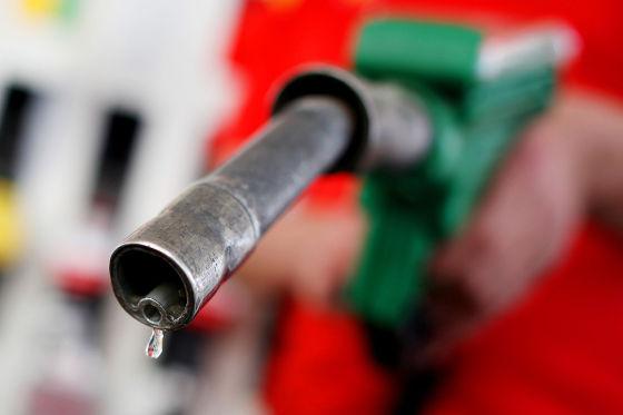 Zapfhahn Benzin
