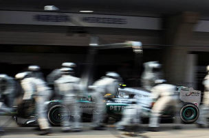 Verrechnet: Wie Hamilton den Doppelsieg wegwarf