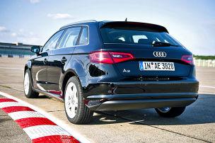 So fährt der Audi A3 e-tron