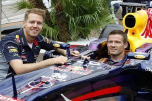 Vettel und Ogier: Formel 1 und Rallye sehr unterschiedlich