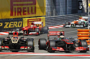 McLaren: Perez soll weiter aggressiv fahren