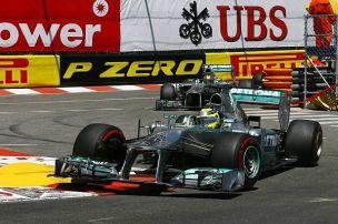 Surer: Rosberg mit