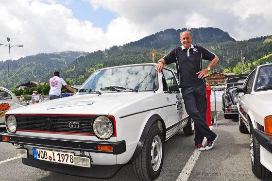 Boller-Wagen auf Alpwegen
