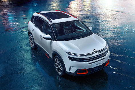 Suv Marktübersicht über 40 Modelle Bis 25000 Euro Autobildde
