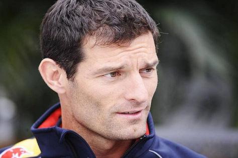 Guter Eindruck vom RB9: Mark Webber ist mit dem Training zufrieden