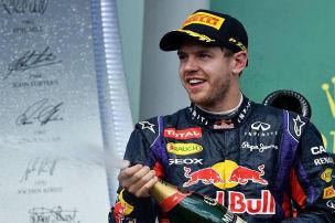 Vettels gr��te Sorge: