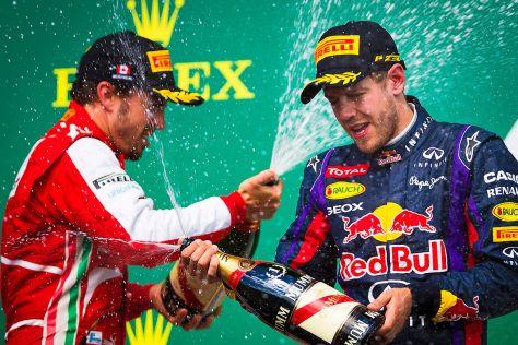 Formel 1: GP von Kanada 2013