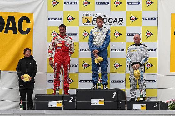 Deutsche Tourenwagen Challenge des DMSB – ADAC Procar Meisterschaft Guido Naumann