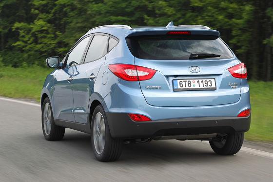So fährt der Hyundai ix35
