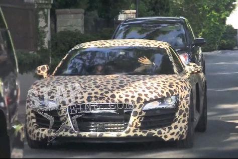 Audi R8 Von Justin Bieber Schicket Auto Schicket Auto