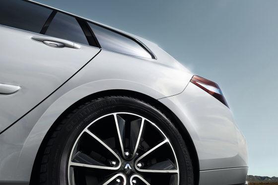 Renault Laguna 2013 Reifen Räder