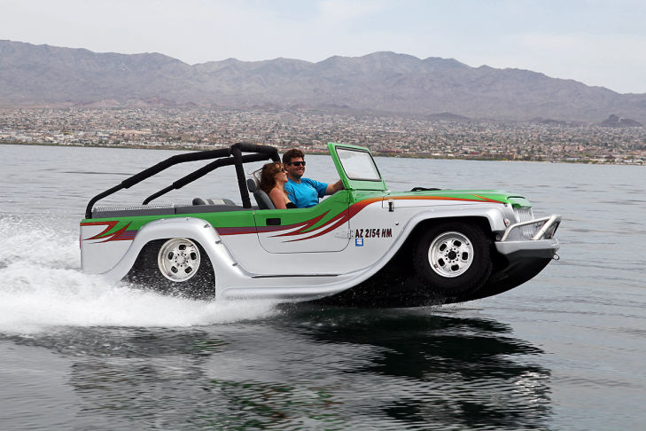 Panther WaterCar Amphibie