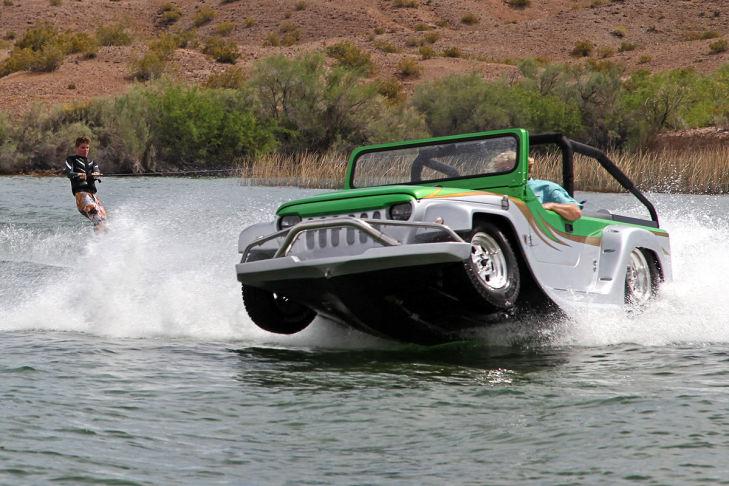 Panther WaterCar Wasserski Wakeboard