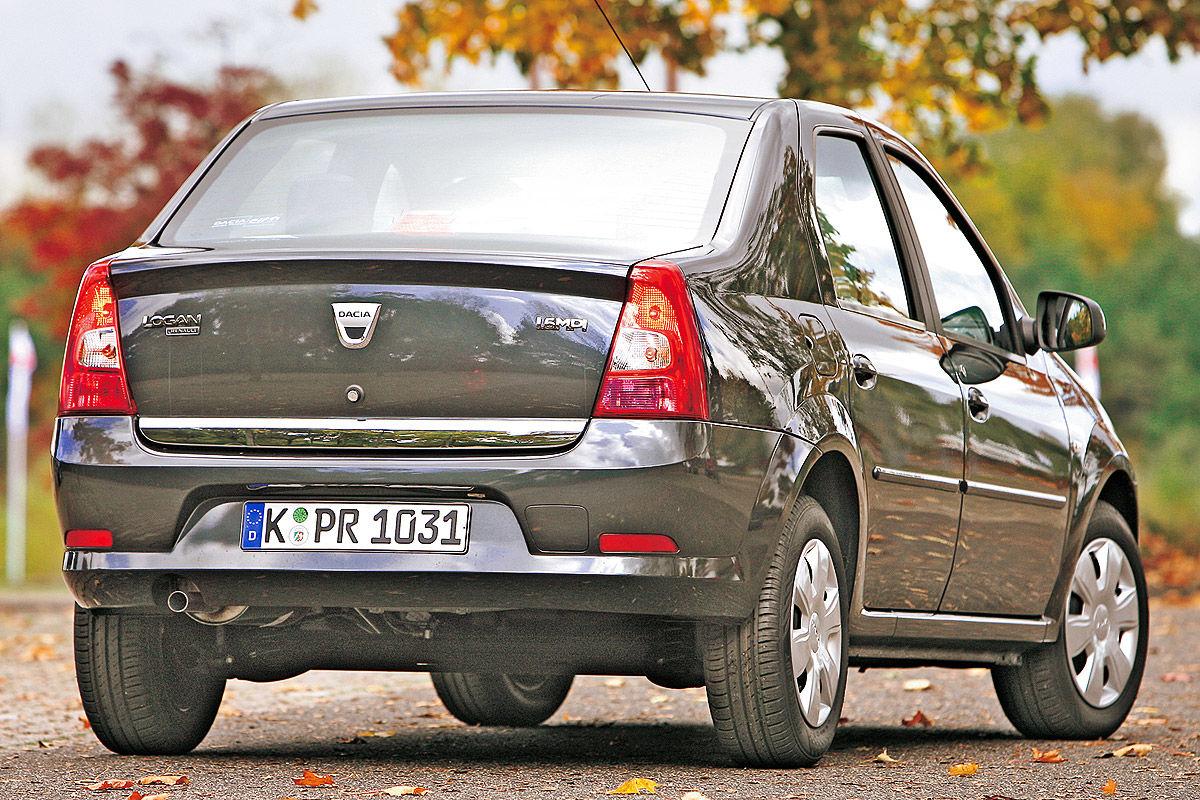 Dacia Logan (2. Generation)