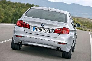 Feinschliff f�r den BMW 5er