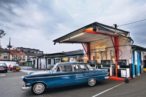 Tankstelle Essen