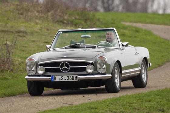 Mercedes 280 SL 6.3