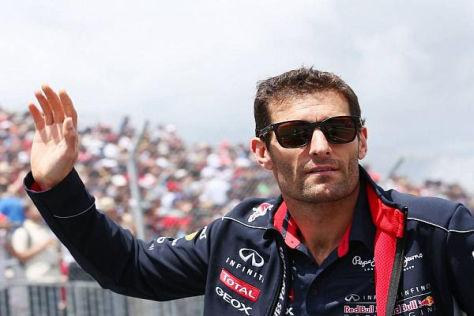 Bye, bye, Formel 1! Mark Webber wechselt 2014 zu Porsche nach Le Mans...
