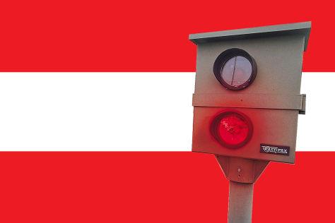 Höhere Bußgelder in Österreich