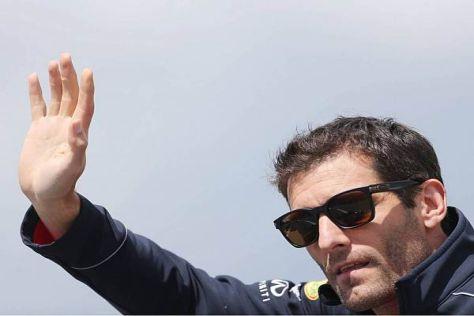Mark Webber sagt der Formel 1 zum Ende der laufenden Saison