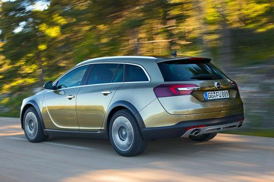 Opel Insignia Country Tourer: IAA 2013
