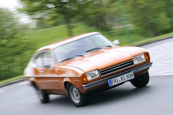 Kaufberatung: Ford Capri II 2300 GT - autobild.de