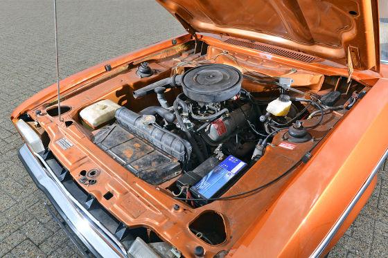 Ford Capri II 2300 GT