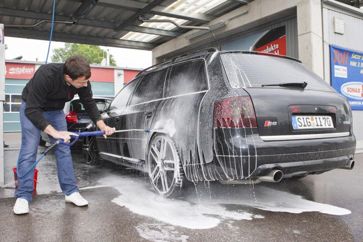 Autopflege In Zehn Schritten Bilder Autobild De