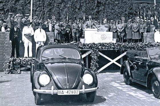 VW und WOB feiern Jubiläum