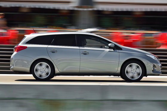 Toyota Auris Touring Sports Hybrid: Fahrbericht