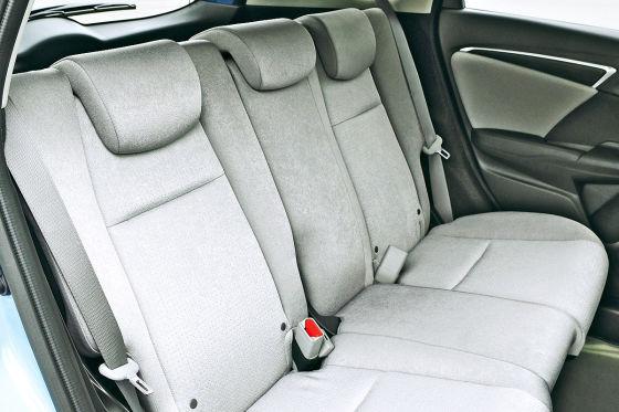 Honda Jazz Hybrid (2014)