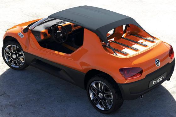 VW Up Buggy-Studie