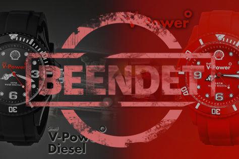 ANZEIGE: Shell V-Power