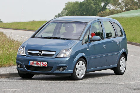 opel meriva a gebrauchtwagen test. Black Bedroom Furniture Sets. Home Design Ideas