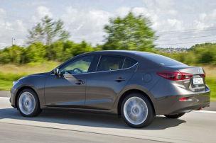 Mazda3 mit Stufenheck