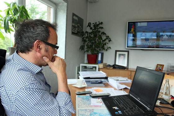 Bernd Kreutz (47), Chef von Michael K.